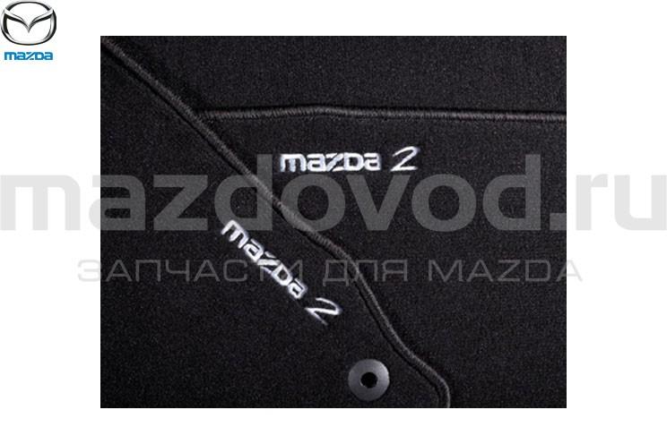 оригинальные коврики mazda2
